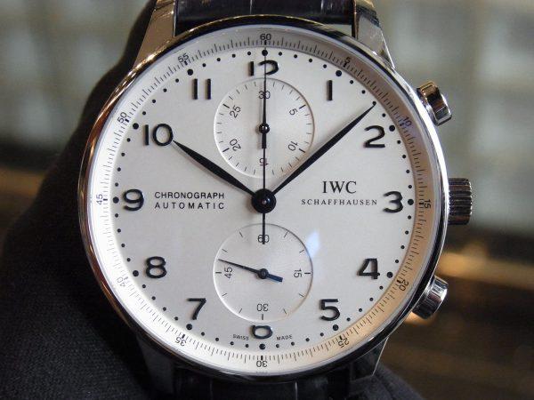変わらない良さ「ポルトギーゼ・クロノグラフ」~IWC~-IWC -R0018089-600x450