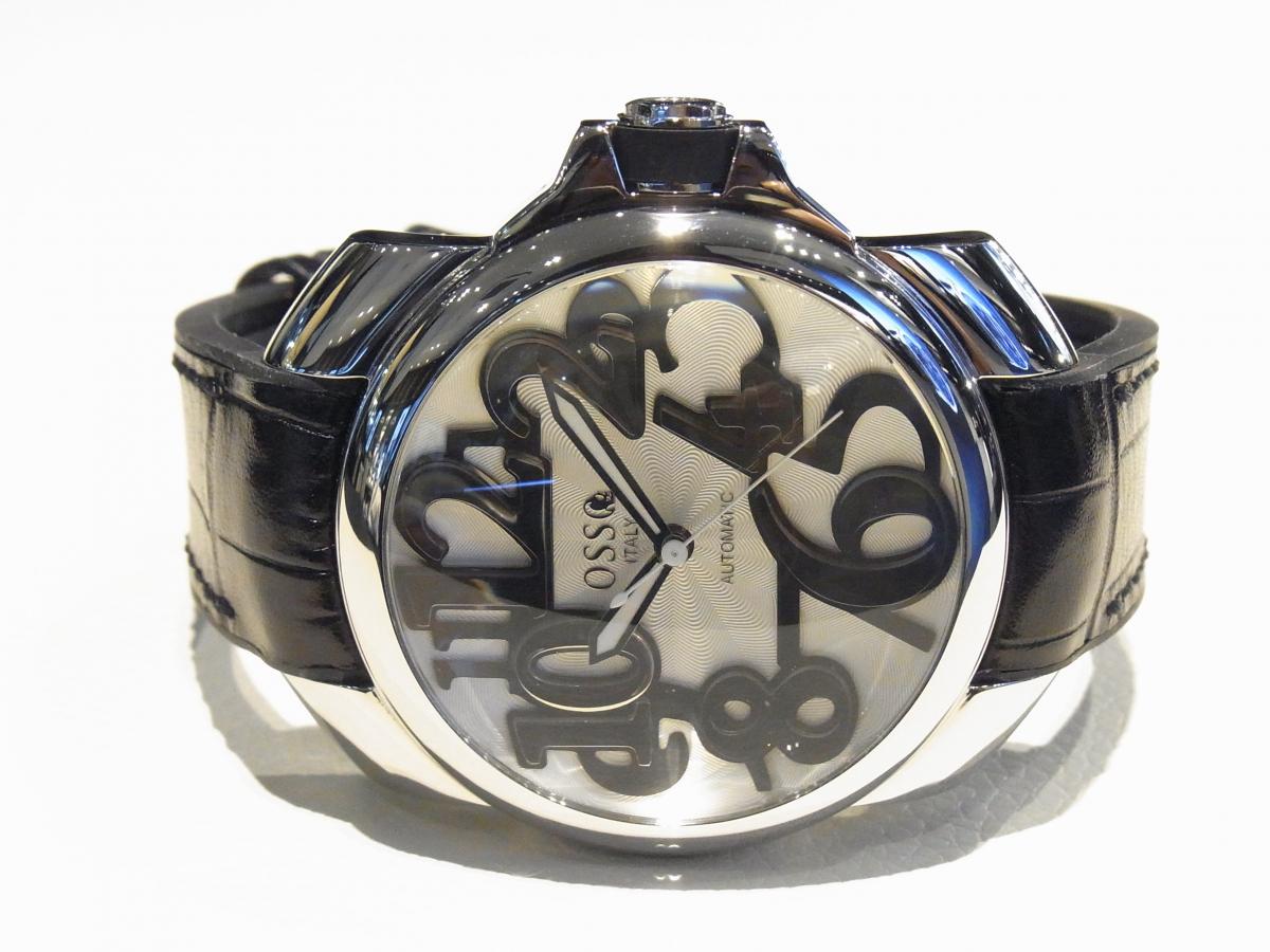 自分らしくオシャレを楽しむ大人の時計。Vigoroso SV-01~OSSSO ITALY~
