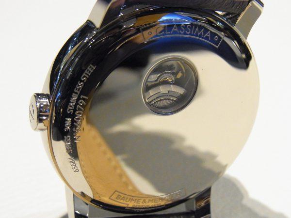 1960年代からインスパイアされた、クラシマ・スモール・コンプリケーション~BAUME&MERCIER-BAUME&MERCIER -R0018610-600x450