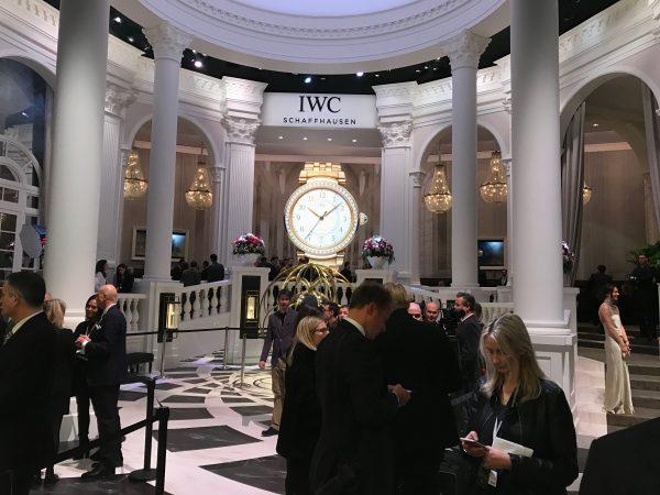 2017年SIHH新作情報まとめ IWC(アイダブリューシー)。-▶SIHH|WW IWC -IMG_8244-600x450