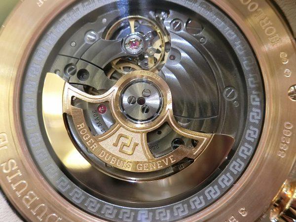 エクスカリバー42 オートマティック/ピンクゴールドモデル~ROGER DUBUIS~-ROGER DUBUIS -CIMG0605-600x450