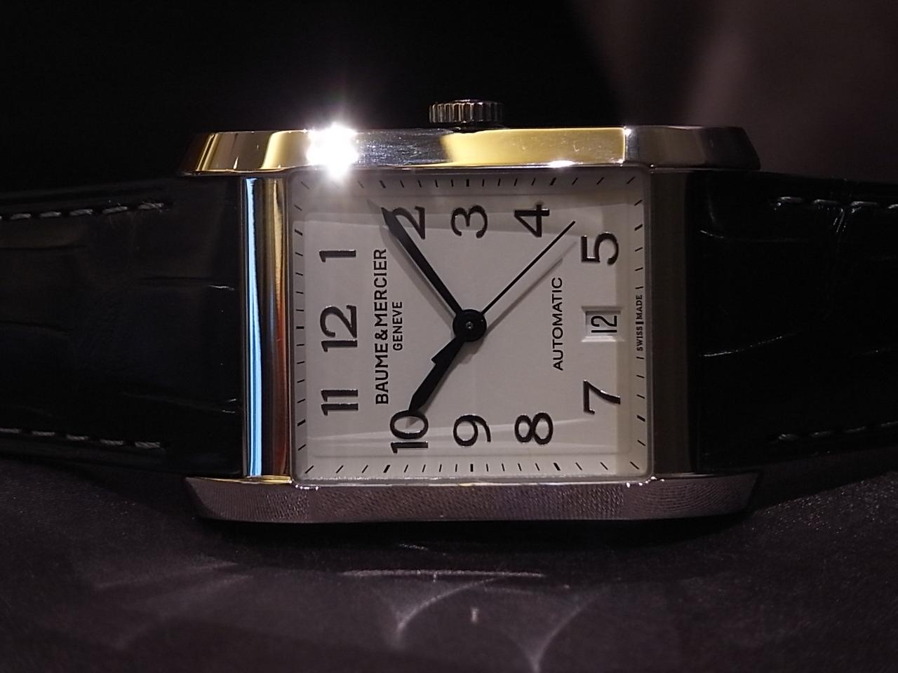原点はアール・デコ、1940年代の時計にインスパイアされた「ハンプトン・オートマチック ボーム&メルシエ」。