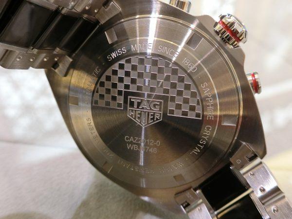 """最高峰 """"フォーミュラ1""""の名を冠した「フォーミュラ1クロノグラフ」TAG Heuer(タグ・ホイヤー) - TAG Heuer"""
