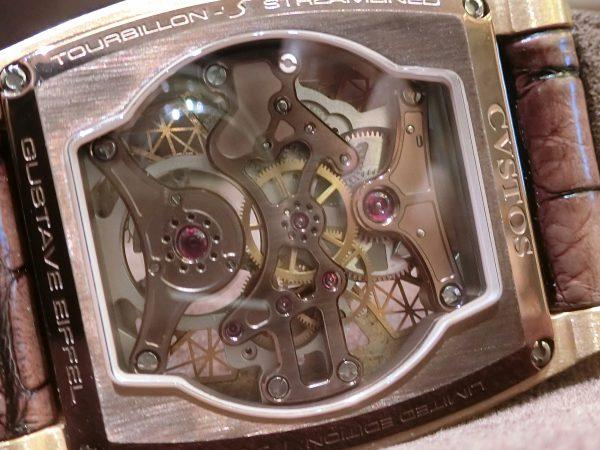 超希少!『クストス』から、世界に5本しかない「ギュスターヴ エッフェル トゥールビヨン」をご紹介!-CVSTOS -CIMG2805-600x450
