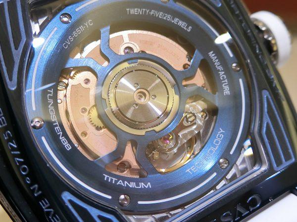エクスクルーシブな特典付き!日本限定、入荷しました!『CVSTOS』から「チャレンジ シーライナー GMT ポルトフィーノ」をご紹介!-CVSTOS -CIMG4453-600x450