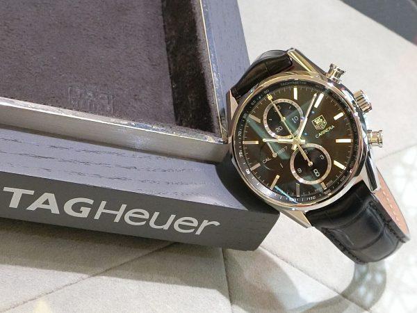 TAG Heuerより「カレラ 1887 クロノグラフ」が皆様のご来店をお待ちしております。-TAG Heuer -CIMG4481-600x450