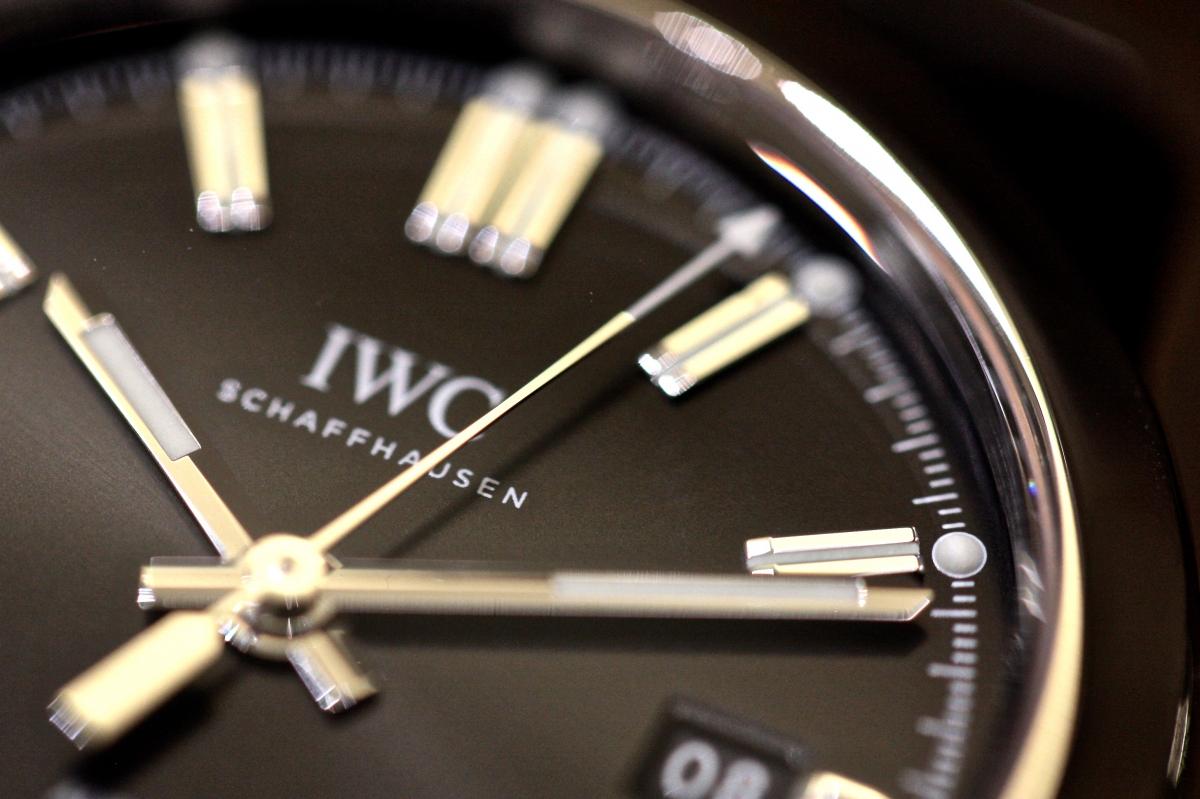 2017年10月 IWC新作モデル「インヂュニア・オートマチック IW357002」入荷しました。