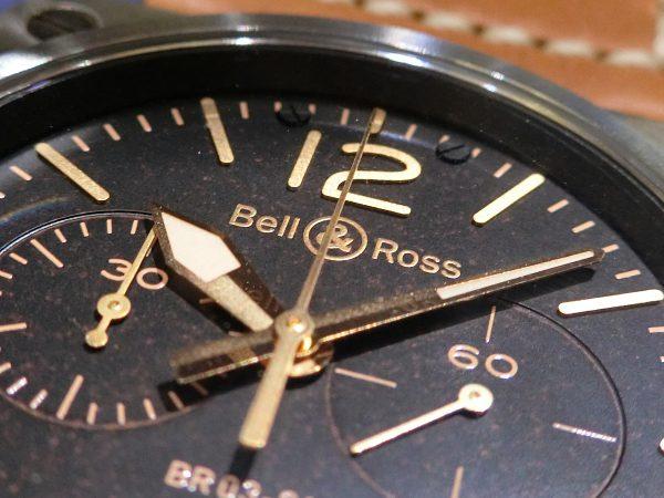 Bell&Ross BR03-94のちょっとした違いをご紹介!!-Bell&Ross -CIMG4569-1-600x450