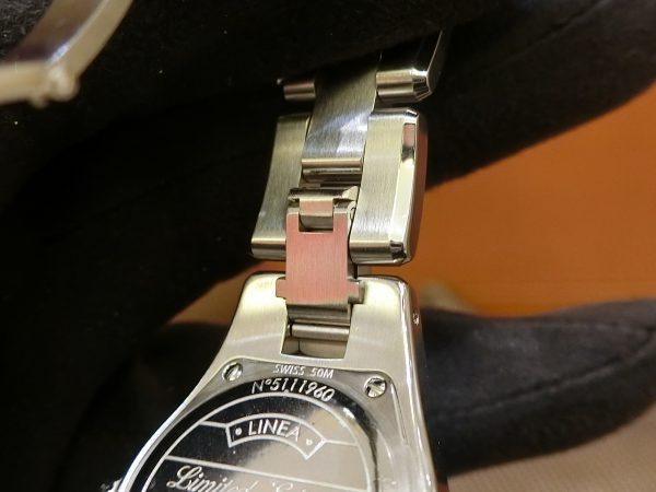 いつでも付け替えが出来る BAUME&MERCIER 「リネア ジャパン・リミテッド」-BAUME&MERCIER -CIMG4635-600x450