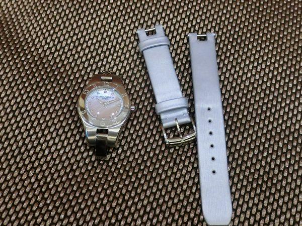 いつでも付け替えが出来る BAUME&MERCIER 「リネア ジャパン・リミテッド」-BAUME&MERCIER -CIMG4638-600x450