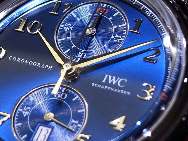 """IWC 世界限定1500本の「ダ・ヴィンチ・クロノグラフ """"ローレウス・スポーツ・フォー・グッド""""」が店頭でご覧いただけます。-IWC -R1164674-600x450"""