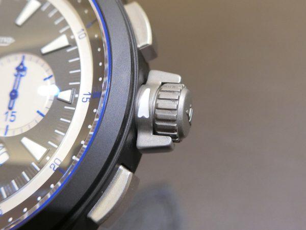Jaeger-LeCoultre 希少なスポーティモデル。『マスター・コンプレッサー・クロノグラフ・セラミック』-Jaeger-LeCoultre -CIMG5799-600x450