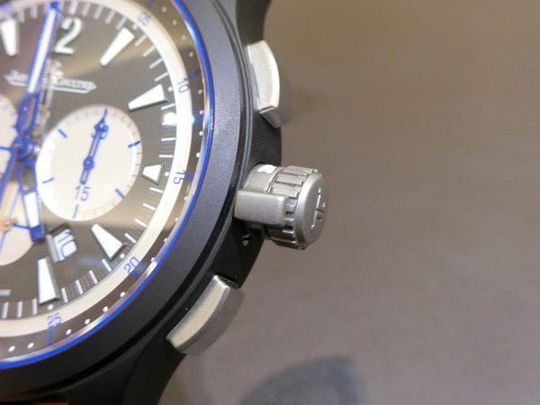 Jaeger-LeCoultre 希少なスポーティモデル。『マスター・コンプレッサー・クロノグラフ・セラミック』-Jaeger-LeCoultre -CIMG5800-600x450