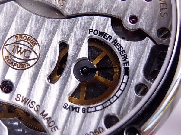 IWC シンプルを突き詰めたデザインの「ポートフィノ・ハンドワインド・ピュア・クラシック」-IWC -R1164686-600x450