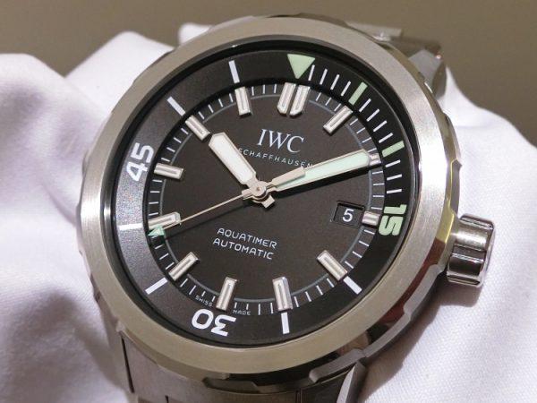 ストラップの取り外しがワンタッチ! ジャガールクルト IWC パネライで比較-IWC Jaeger-LeCoultre PANERAI -CIMG6112-e1517897640766-600x450