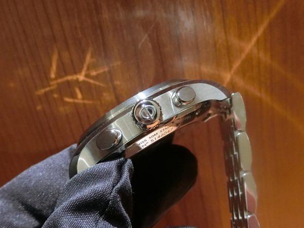 「クリフトン クロノグラフ」ボーム&メルシエを見るなら大阪心斎橋店で!!-BAUME&MERCIER -CIMG6296-600x450