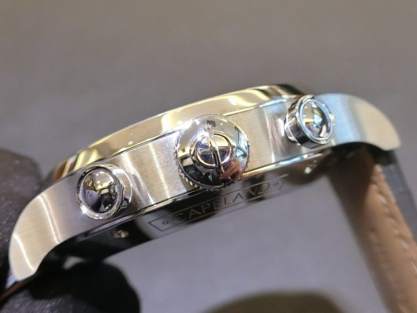 スポーティで新しいケープランドは、日本のみの限定モデル!! ボーム&メルシエ 大阪-BAUME&MERCIER -CIMG6376-600x450