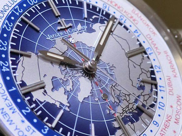 ジャガー・ルクルト 24タイムゾーンを同時に指し示すトラベルウォッチ。oomiya大阪心斎橋店から「ジオフィジック ユニバーサルタイム」をご紹介!-Jaeger-LeCoultre -CIMG7096-600x450