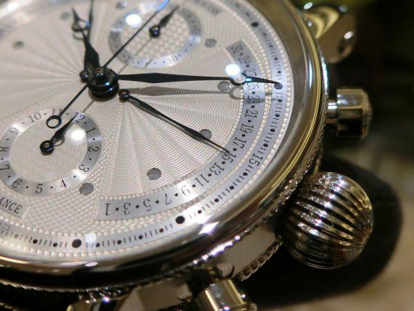 """見ていて楽しい""""動きのある""""時計、シリウス レトログラード クロノグラフ~CHRONOSWISS~-CHRONOSWISS -CIMG7665-600x450"""