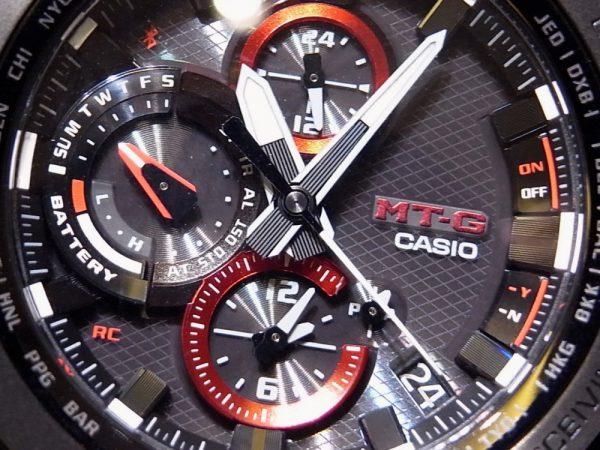 630b5bee88 Gショック「黒と赤の衝撃」MT-Gの2018年新作モデル|40th Anniversary ...