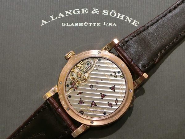 """新時代を拓いた、ドイツ最高峰機械式時計""""A.ランゲ&ゾーネ ランゲ 1 LS1914AD 191.032""""-A.LANGE&SÖHNE -CIMG9809-600x450"""