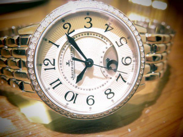 女性の為に作られたこだわりの時計!ジャガールクルトから「ランデヴーナイト&デイ スモール」-Jaeger-LeCoultre -IMG_0414-600x450