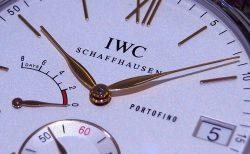 IWC クラシカルなポートフィノシリーズから、手巻きの8日間パワーリザーブを搭載した「ハンドワインド・エイトデイズ」。