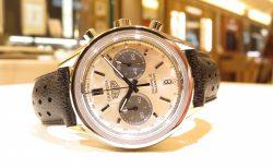 タグホイヤーよりレアなお時計をご紹介!「カレラ キャリバー18 テレメーター」CAR221A.FC6353