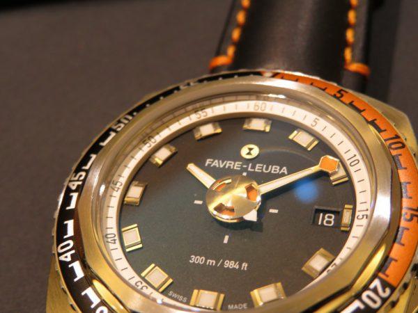 深海に耐え得る防水性の高さ。 ファーブルルーバから「レイダーディープブルー41mm」-FAVRE-LEUBA -IMG_0073-600x450