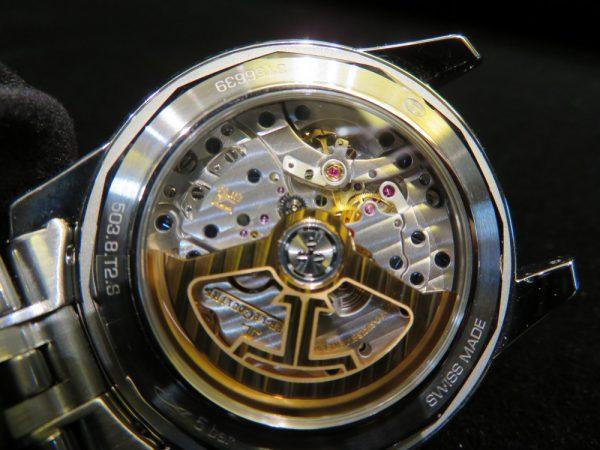 本日はジャガー・ルクルトから24タイムゾーンを同時表示するトラベルウォッチ「ジオフィジック・ユニバーサルタイム」をご紹介!-Jaeger-LeCoultre -IMG_0546-600x450