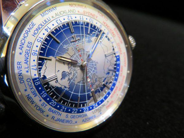本日はジャガー・ルクルトから24タイムゾーンを同時表示するトラベルウォッチ「ジオフィジック・ユニバーサルタイム」をご紹介!-Jaeger-LeCoultre -IMG_0549-600x450