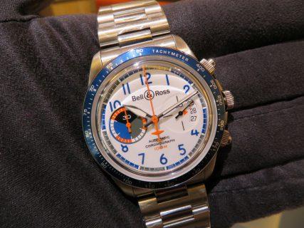 """デザイナーの情熱により実現した時計!!ベル&ロス""""BR V2-94 レーシングバード"""""""