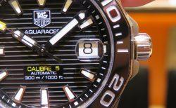 プレゼントなら腕時計タグホイヤー「アクアレーサー キャリバー5 セラミックベゼル」WAY211A.BA0928