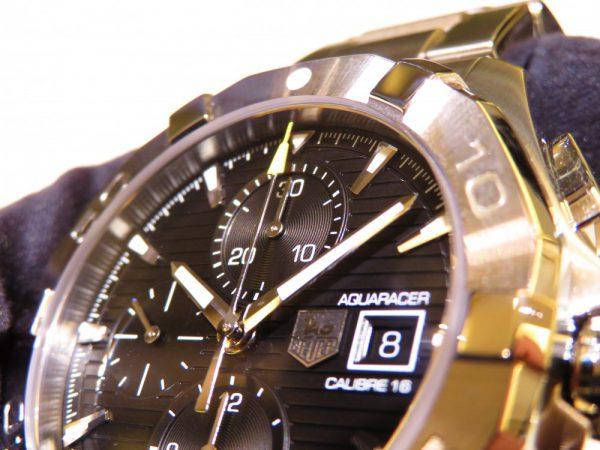 どこでも使えるタフな時計!タグホイヤー「アクアレーサー キャリバー16 クロノグラフ」-TAG Heuer -IMG_0114-600x450