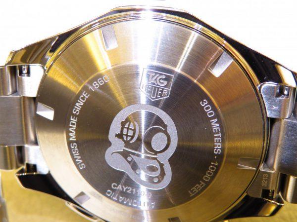 どこでも使えるタフな時計!タグホイヤー「アクアレーサー キャリバー16 クロノグラフ」-TAG Heuer -IMG_0115-600x450