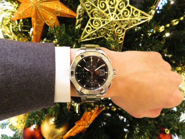 どこでも使えるタフな時計!タグホイヤー「アクアレーサー キャリバー16 クロノグラフ」-TAG Heuer -IMG_0140-600x450