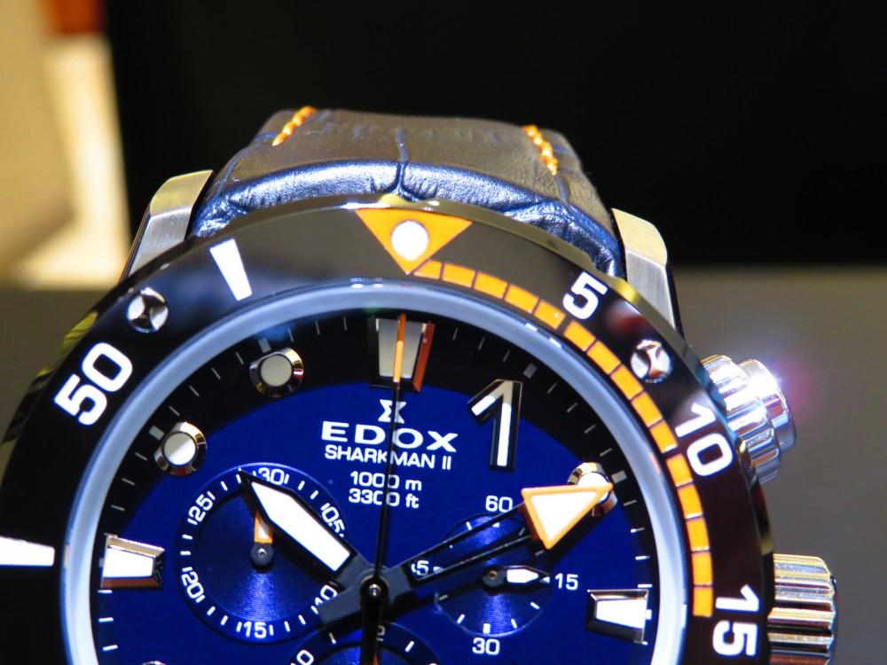 EDOX世界300本限定モデル!クロノオフショア1クロノグラフ シャークマンⅡリミテッドエディション-EDOX -IMG_0768