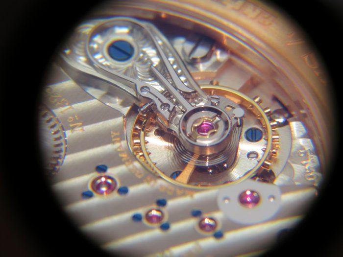 """A.ランゲ&ゾーネより、古典的な懐中時計の趣を組み合わせたモデル""""1815 アニュアルカレンダー""""-A.LANGE&SÖHNE -IMG_0884-700x525"""