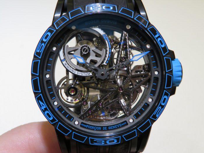 時計内部が丸見え!メカ好きには堪らないスケルトンウォッチ! 「タグ・ホイヤー」「クストス」「ロジェ・デュブイ」-CVSTOS ROGER DUBUIS TAG Heuer -IMG_1088-700x525