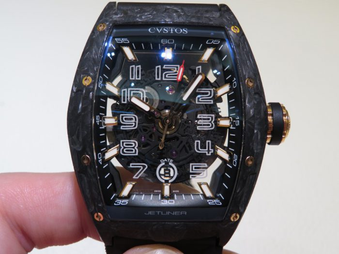 時計内部が丸見え!メカ好きには堪らないスケルトンウォッチ! 「タグ・ホイヤー」「クストス」「ロジェ・デュブイ」-CVSTOS ROGER DUBUIS TAG Heuer -IMG_1093-700x525