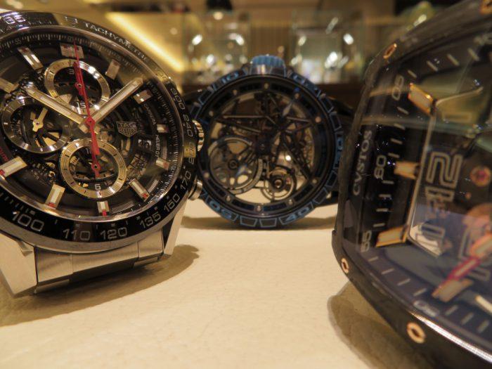 時計内部が丸見え!メカ好きには堪らないスケルトンウォッチ! 「タグ・ホイヤー」「クストス」「ロジェ・デュブイ」-CVSTOS ROGER DUBUIS TAG Heuer -IMG_1108-700x525