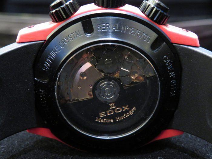 ブランド初の素材。クロノオフショア1カーボンクロノグラフ オートマティック-EDOX -IMG_1432-700x525