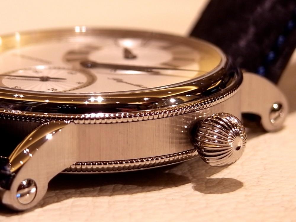 クロノスイス ブルースチールの針が美しい「シリウス レギュレーター クラシック」。-CHRONOSWISS -R1169381