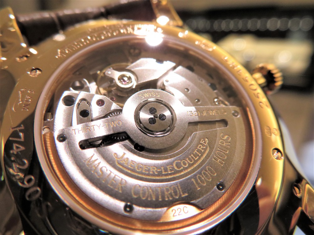 """ジャガー・ルクルト  シンプルで不朽のデザイン。""""マスター・グランド・ウルトラスリム""""をご紹介。-Jaeger-LeCoultre -IMG_0102-1"""