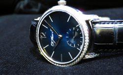 努力を形に。時計つくりに対する思いが詰め込まれたエンデバー・スモールセコンド