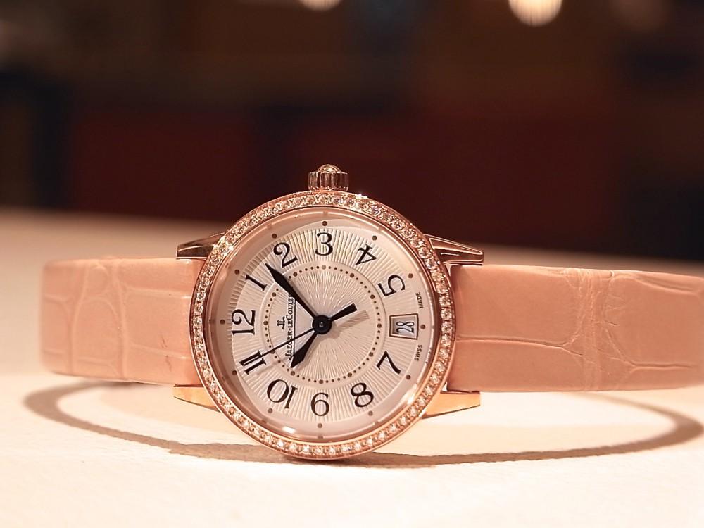 ジャガールクルト 時計の伝統と美に魅せられた女性に寄り添う「ランデヴー デイト」-Jaeger-LeCoultre -R1169636-1