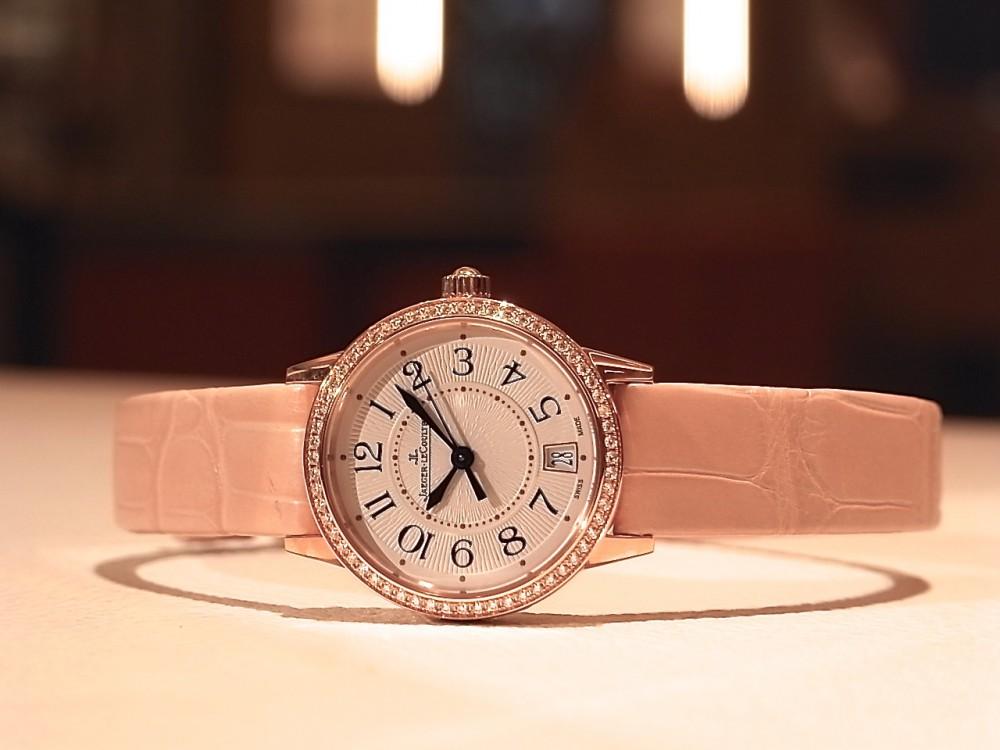 ジャガールクルト 時計の伝統と美に魅せられた女性に寄り添う「ランデヴー デイト」-Jaeger-LeCoultre -R1169637-1