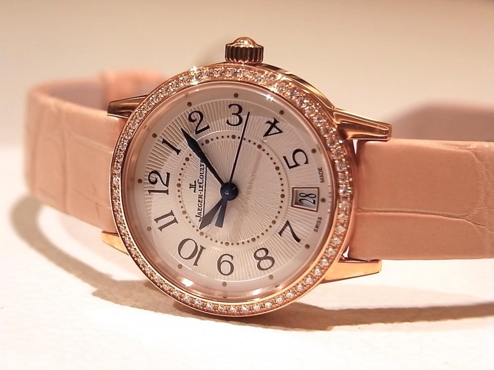 ジャガールクルト 時計の伝統と美に魅せられた女性に寄り添う「ランデヴー デイト」-Jaeger-LeCoultre -R1169638-1