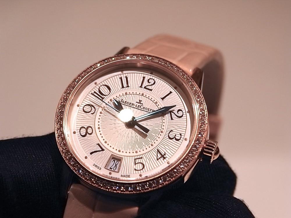ジャガールクルト 時計の伝統と美に魅せられた女性に寄り添う「ランデヴー デイト」-Jaeger-LeCoultre -R1169639