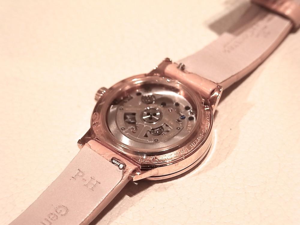 ジャガールクルト 時計の伝統と美に魅せられた女性に寄り添う「ランデヴー デイト」-Jaeger-LeCoultre -R1169641-1